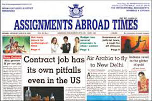 assignment abroad times computer operator